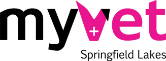 MyVet Springfield Lakes logo
